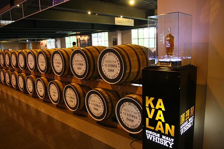 金車噶瑪蘭威士忌酒堡0006