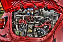 Volkswagen / HDR (Michis Bilder) Tags: vw volkswagen beetle engine tuning hdr