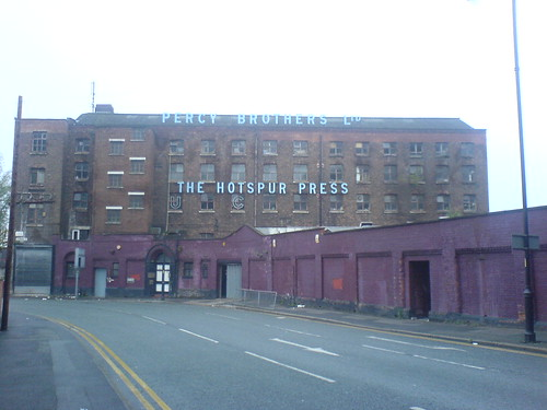 Hotspur House, Manchester