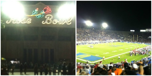 UCLA vs WSU 2011