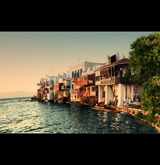 Mykonos Island II (Chariots_of_Artists) Tags: sea holiday island niceshot greece mykonos chariotsofartists
