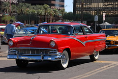 (ONE/MILLION) Tags: show new old arizona people cars colors phoenix fun outdoors photo google interesting colorful flickr downtown image photos antique central images event chevy buy avenue sell trade crowds find fords daytrip onemillion williestark centralcarshowoctoberfestphx