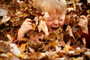 Photo-a-day #281: October 8, 2011 - Leaf Pile