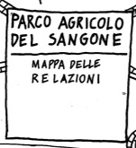mappa del Parco Agricolo del Sangone 11
