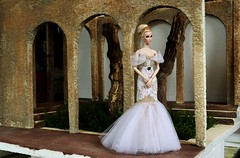 The Roman Patio (CHO:LO) Tags: 16 bridal dioramas cholo fr2 fashionroyalty elisejolie