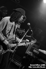 Bernard Allison @ UBU 10/2011 (alter1fo) Tags: concert noiretblanc blues rennes octobre ubu 2011 bernardallison alter1fo marcloret ubuenbleu funkyrock