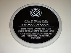 Photo of Black plaque number 7970