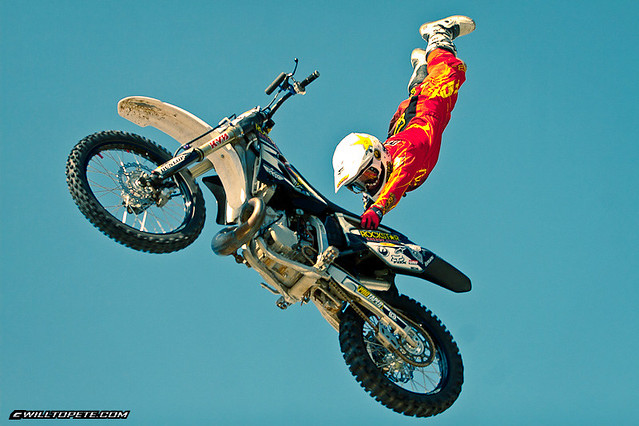 South Bay Motorsports FMX/ Stunt Demo