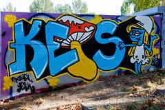 Graffiti : Canal du midi / Ramonville (31) (=Tripy=) Tags: canon graffiti is graf best usm ef f4l 24105mm canonef24105mmf4lisusm