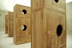 IMG_2878 (trevor.patt) Tags: architecture kunsthaus bregenz exhibit zumthor aiweiwei