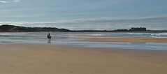 A glorious lonely beach (Keith_Prefect) Tags: blue sea sky horse beach club golf sand surf doonbeg