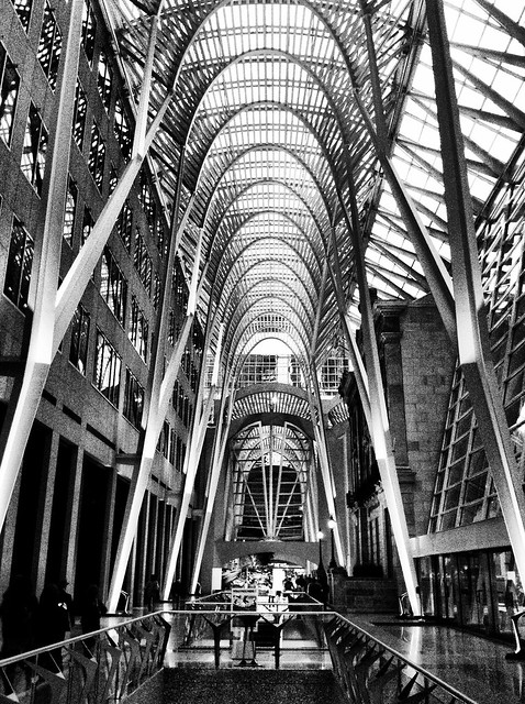 a mall in Toronto 2