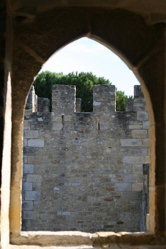 lisbon - castillo