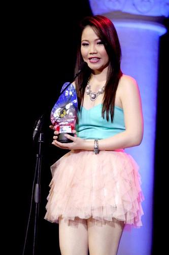 Star Awards- Sabrina