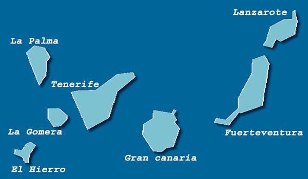 mapaCANARIAS