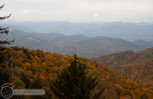 Blue Ridge Parkway 100911 © Michael Klayman-005
