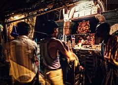 The great Italian Salon (Sukanta Maikap Photography) Tags: street india haircut streetphotography kolkata calcutta westbengal kumartuli canon450d lifeonstreet tokina1116f28 tokinaatxprosd1116mmf28ifdx roadsidesalon thegreatitaliansalon