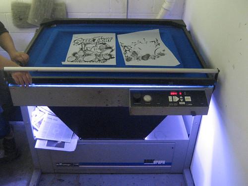6262498273 41fd9fe7a0 Sleepy Dan: Printing Bed Bugs