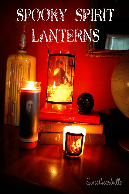 spirit lanterns text