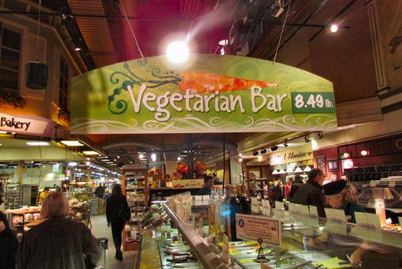 Vegetarian Bar