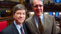 Jeffrey Sachs and Tim Hart-Andersen