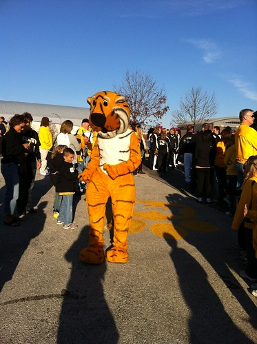 Truman at Tiger Walk
