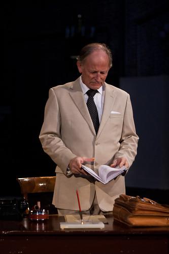 Erik Hivju as Dag Hammarskjöld