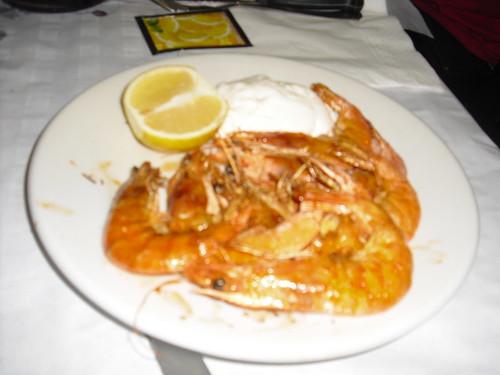 Zaragoza | Restaurante Pasgón | Langostinos