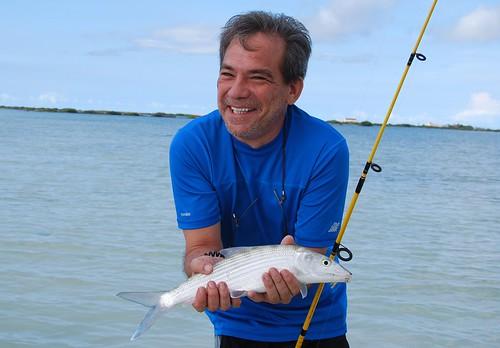Bonefish Fishing