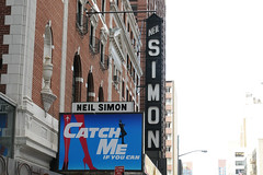 Catch Me If You Can @ Neil Simon Theatre on Br...