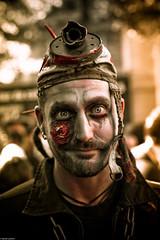 IMG_3060 (Meian') Tags: paris walking dead death blood zombie walk mort makeup gore rotten sang maquillage pourri meian 2011 putrefi putrify
