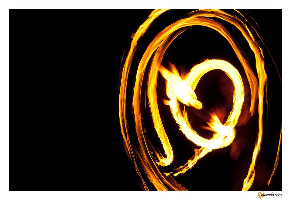 Fire Dancers - 4