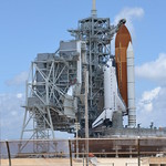 STS-134 RSS Retraction
