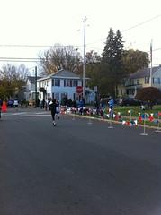 running the Goblin Gallop, 10/29/11