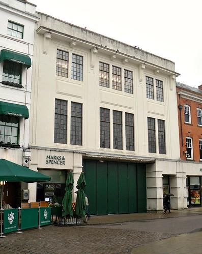 Marks & Spencer, Cambridge