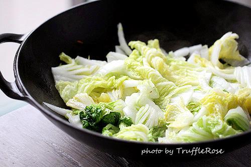 蔬食版焗烤奶油白菜-111031