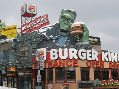 MONSTER burger (THE-Mr. Bad Example) Tags: sexy halloween scary king burger hill niagara falls frankenstein horror monsters clifton whopper juggs