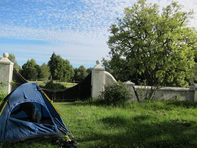 Camping at Wild Spirit