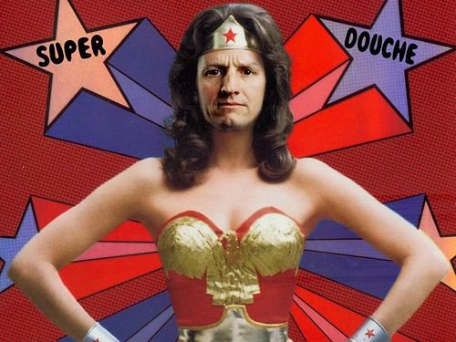 SUPER DOUCHE by Colonel Flick