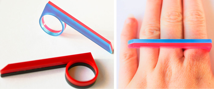 3 finger ring