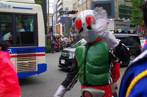 KAWASAKI HALLOWEEN 2011 Parade IMGP8617