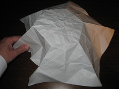 6 Point Star Fractal #7 (georigami) Tags: paper origami papel papiroflexia origamiforum