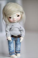 AdaD 305/365 (Aya_27) Tags: cute doll tiny dollfie dollie enyo freshskin irrealdoll sadfaceup