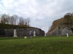 The fortifications of Verdun (radiowood) Tags: france war alsace poppy verdun