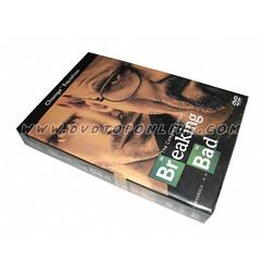Breaking Bad Seasons 1-4 DVD Box Set (kunsha) Tags: set dvd seasons box 14 bad breaking
