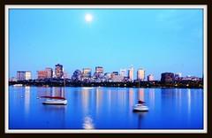 beacon hill, Boston, MA (Shore_Photo) Tags: moon boston fullmoon beaconhill 30d shorephoto