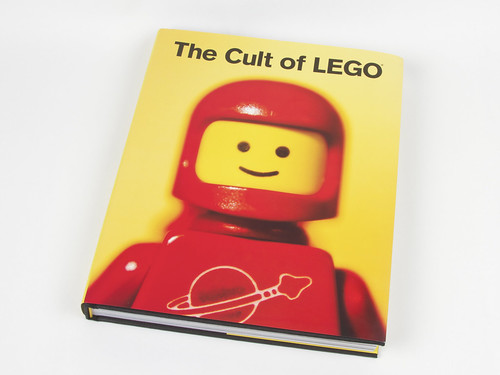 Cult of Lego Front Cover