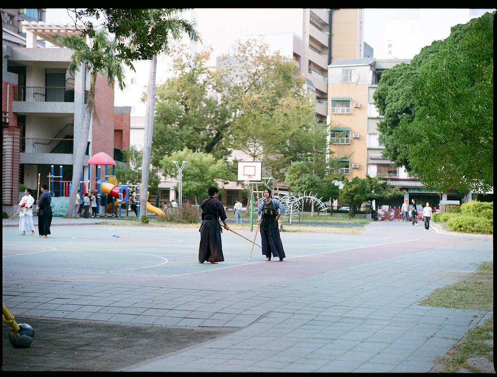 台南 武德殿亂拍 By MAMIYA M645