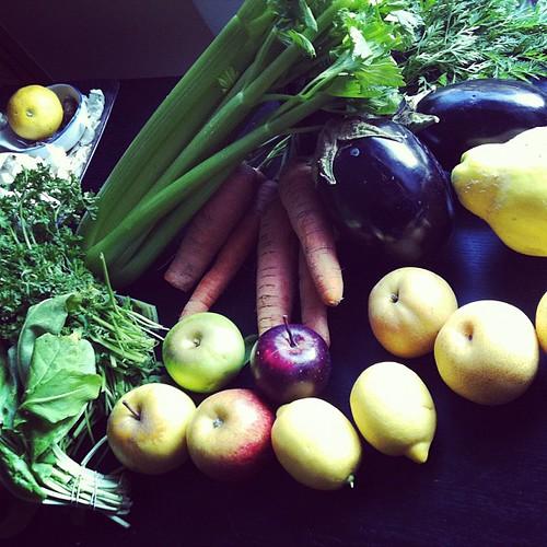 Farmer's market 11/2/11 pt 1