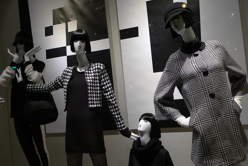 Vitrine H&M - Paris, octobre 2011